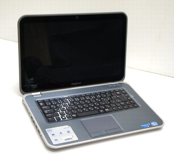 DELL ノートパソコン Inspiron 15z-5523 Windows8 Ultrabook