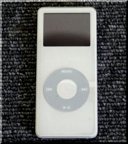 Apple iPod nano A1137/MA004J ホワイト